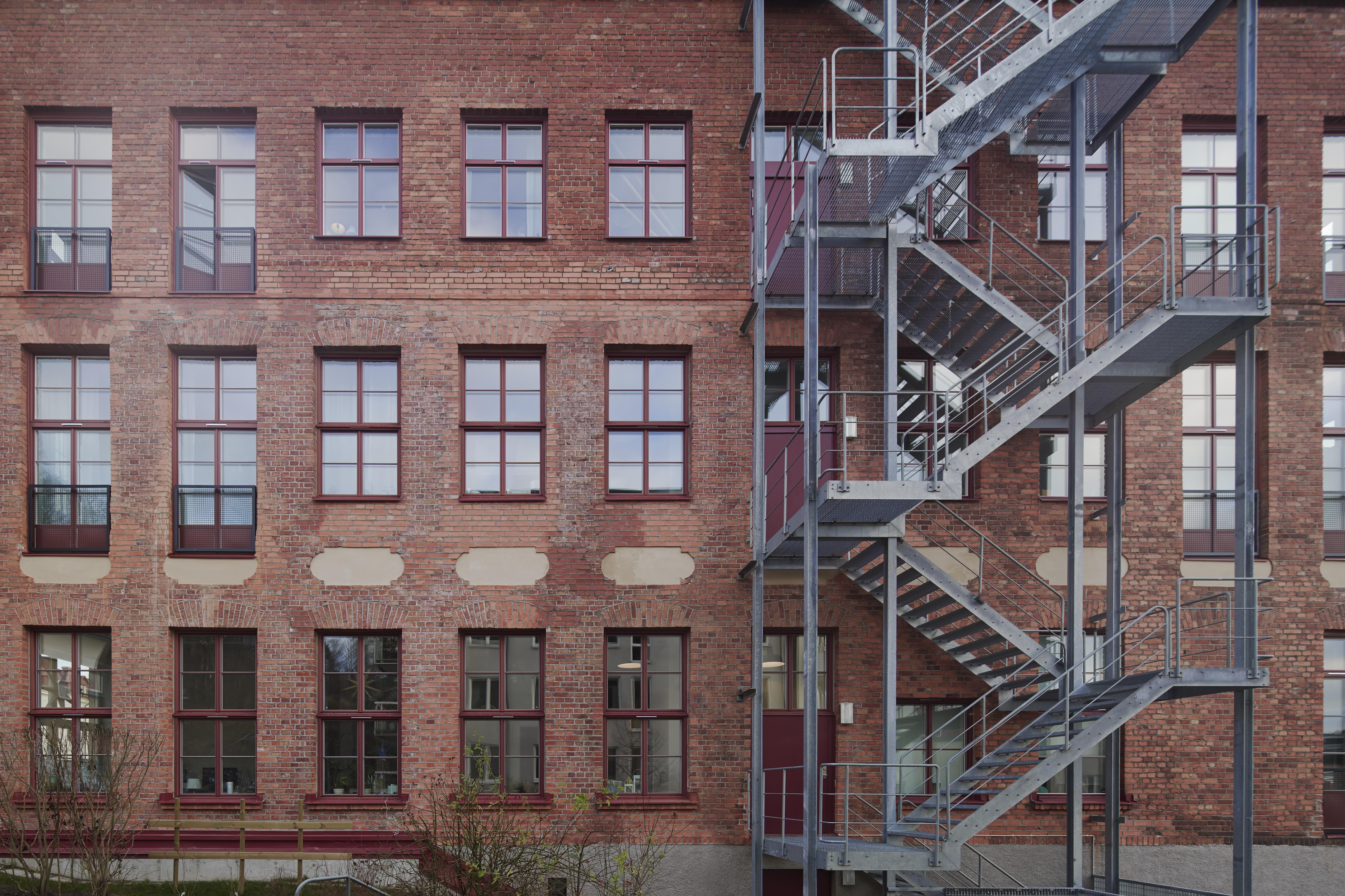 Läderfabriken – Flerbostadshus