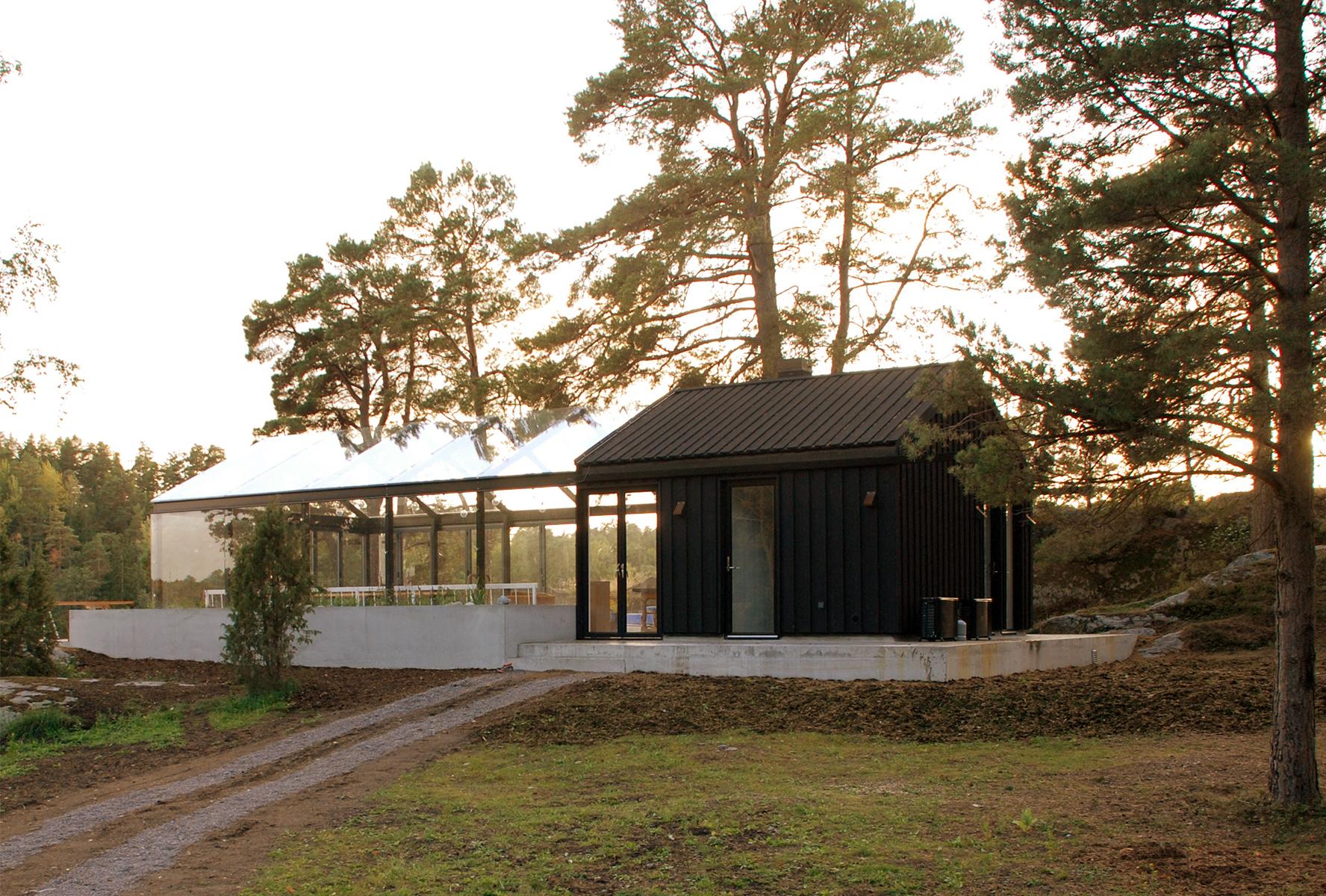 Norra Lagnö – Orangeri / Fritidshus