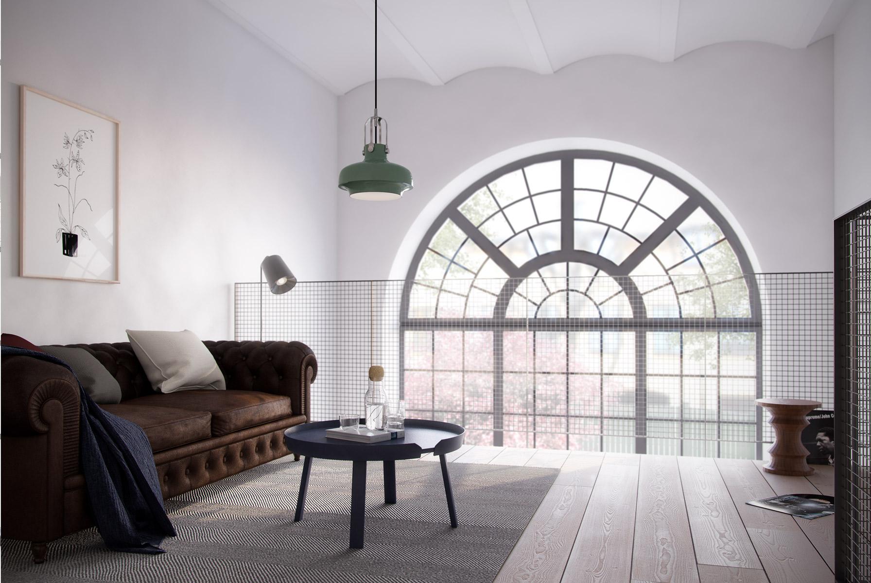 Nurnberghuset – Flerbostadshus